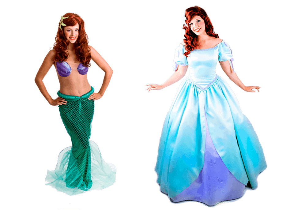 Little Mermaid Princess Party