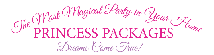 princess parties packages