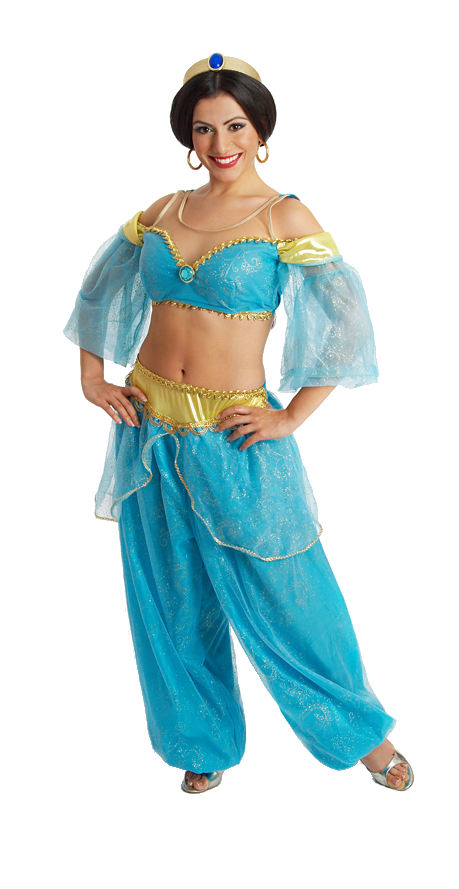 princess jasmine full