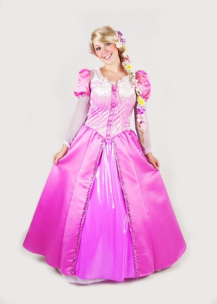 Rapunzel Princess Party